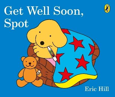 Get Well Soon, Spot book