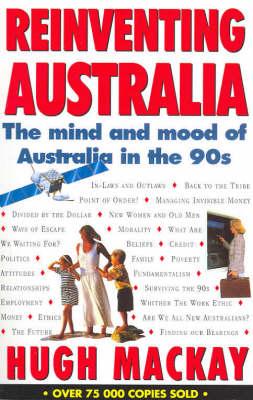 Reinventing Australia book