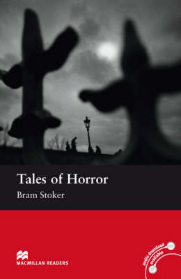 Tales of Horror book