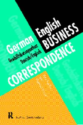 German/English Business Correspondence by Paul Hartley