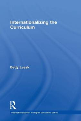 Internationalizing the Curriculum book