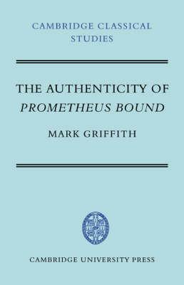 Authenticity of Prometheus Bound book