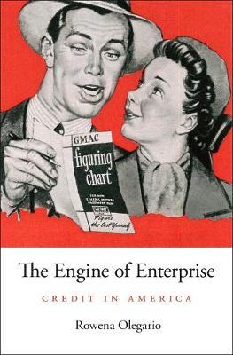 Engine of Enterprise by Rowena Olegario