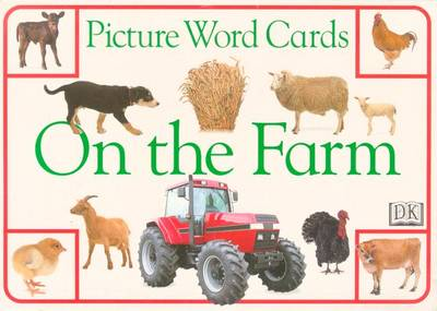 Picture Word Cards: 1 On The Farm by