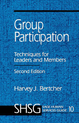 Group Participation by Harvey J. Bertcher