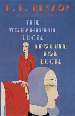 Worshipful Lucia & Trouble For Lucia book