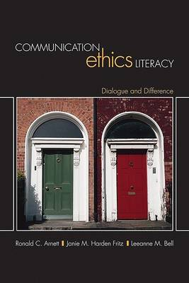 Communication Ethics Literacy book