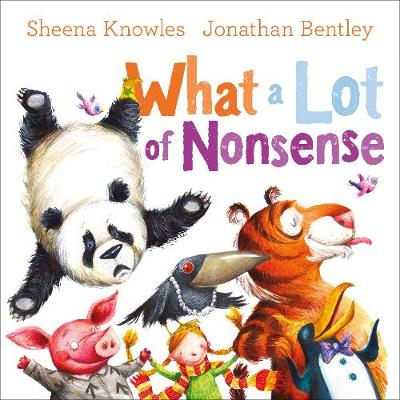 What a Lot of Nonsense book
