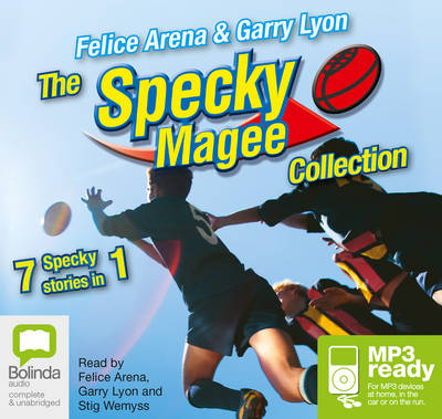 Specky Magee Collection by Felice Arena