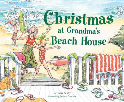 Christmas at Grandma's Beach House book