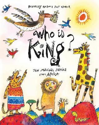 Who is King? book