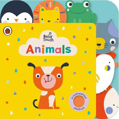 Baby Touch: Animals Tab Book book
