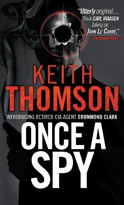 Once A Spy book