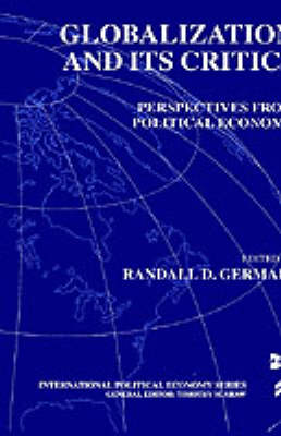 Globalization and Its Critics by Anthony Payne