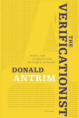 The Verificationist by Donald Antrim