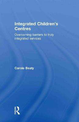 Integrated Children's Centres book