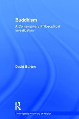 Buddhism by David Burton