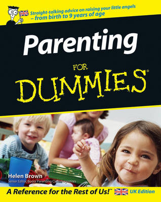 Parenting For Dummies by Helen Brown
