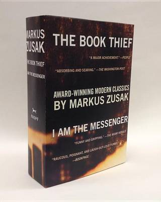Book Thief/I Am the Messenger Paperback Boxed Set by Markus Zusak