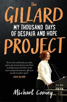 Gillard Project book