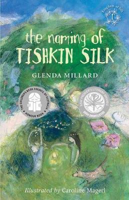 Naming of Tishkin Silk book