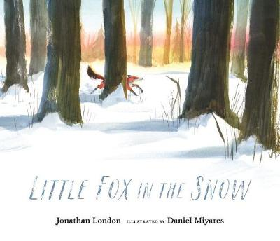 Little Fox in the Snow book