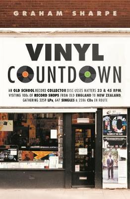 Vinyl Countdown by Graham Sharpe