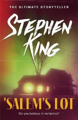 'Salem's Lot by Stephen King