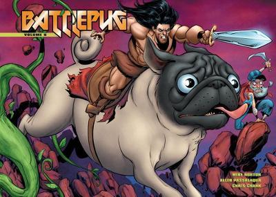 Battlepug Volume 5 book