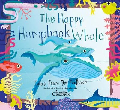 Happy Humpback Whale by Tim Faulkner
