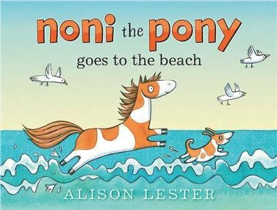 Noni the Pony Goes to the Beach book