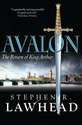 Avalon by Stephen R. Lawhead