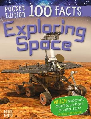 100 Facts Exploring Space Pocket Edition by Parker Steve