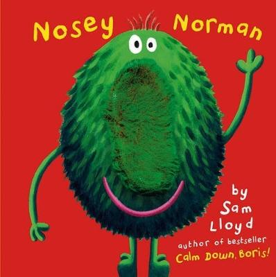 Nosey Norman by Sam Lloyd