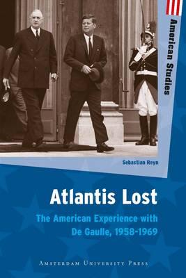 Atlantis Lost book