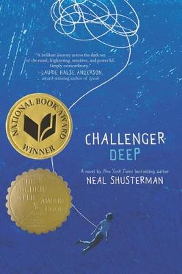 Challenger Deep book