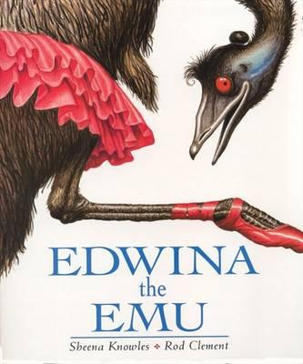 Edwina the Emu book