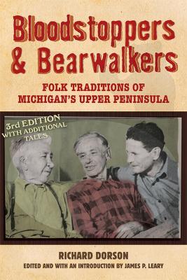 Bloodstoppers and Bearwalkers book