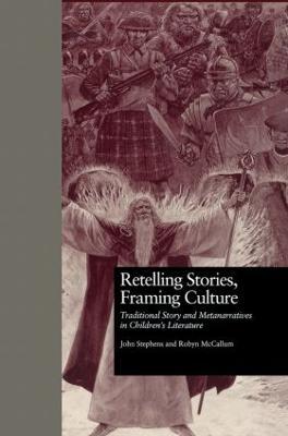 Retelling Stories, Framing Culture book