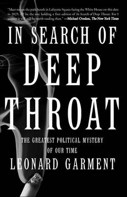 In Search Of Deep Throat book
