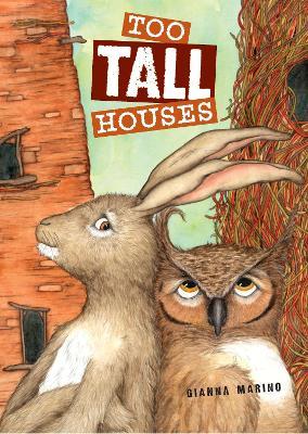 Too Tall Houses book
