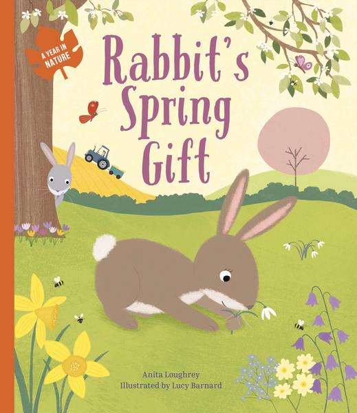 Rabbit's Spring Gift by Anna Loughrey