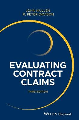 Evaluating Contract Claims by John Mullen