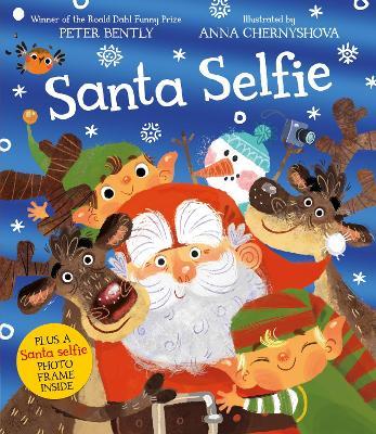 Santa Selfie by Peter Bently