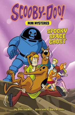 Spooky Space Ghost by John Sazaklis