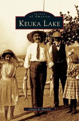 Keuka Lake by Charles R Mitchell