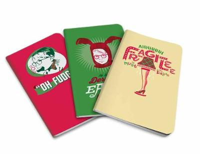 A Christmas Story Pocket Notebook Collection: Set of 3 by Insight Editions