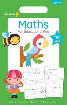 Little Genius Small Pad Maths by