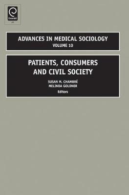Patients, Consumers and Civil Society by Susan Chambre