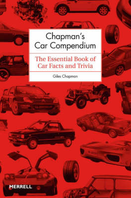 Chapman's Car Compendium by Giles Chapman